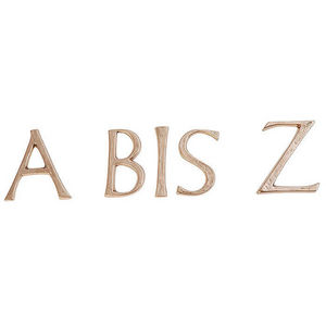 TOBIAS HARJES -  - Lettera Decorativa