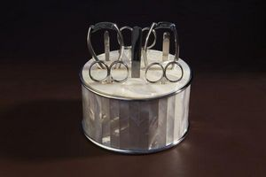 CEDES -  - Trousse Per Manicure