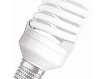 Osram - ampoule fluo compacte spirale e27 2500k 23w = 100w - Lampada Fluorescente Compatta
