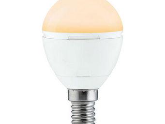 Paulmann - ampoule led sphérique e14 lumière dorée 4w = 25w | - Lampadina A Led