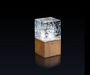 Kolk Design - k michael - Lampada Da Appoggio A Led