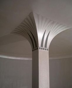 Atelier Follaco - colonne art déco - Decorazione Murale