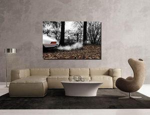 CARS AND ROSES -  - Fotografia
