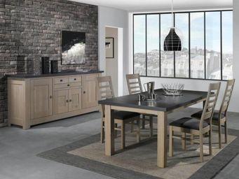 Ateliers De Langres - salle à manger whitney - Sala Da Pranzo