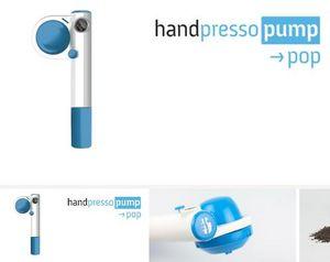 Handpresso - handpresso pump pop bleu - Macchina Espresso Portatile