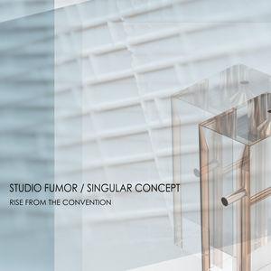 STUDIO FUMOR / SINGULAR CONCEPT - studio fumor / singular conceept - Prodotti Bagno Per Albergo
