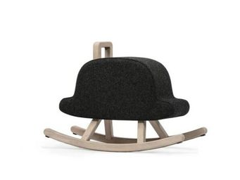 MAISON DEUX - iconic bowler hat - Cavallo A Dondolo