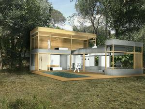 AKIRA STUDIO -  - Progetto Architettonico