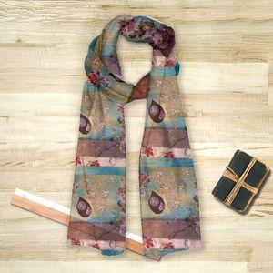 la Magie dans l'Image - foulard tablo - Foulard Quadrato