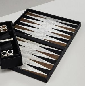 GILLES CAFFIER -  - Backgammon