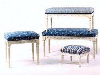 Clock House Furniture - kelso stool - Poggiapiedi