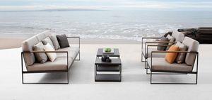 ROSHULTS - garden easy sofa 3 - Divano Da Giardino