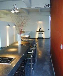 A Propos De Lieu -  - Progetto Architettonico Per Interni Sala Da Pranzo