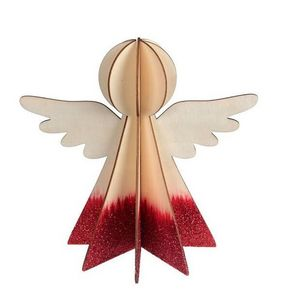 MAPLUSBELLEDECO - ange  - Decorazione Per Tavola Di Natale