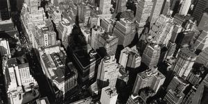 Nouvelles Images - affiche vue de l'empire state building new york - Poster
