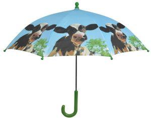 KIDS IN THE GARDEN - parapluie enfant la ferme veau - Ombrello