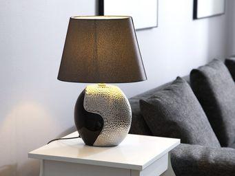 BELIANI - lampe à poser - Lampada Per Comodino