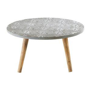 MAISONS DU MONDE -  - Tavolino Rotondo
