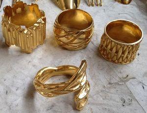 LAURET STUDIO - rings - Portatovagliolo