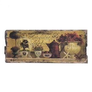 CHEMIN DE CAMPAGNE -  - Quadro Decorativo