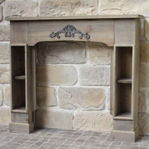 CHEMIN DE CAMPAGNE - manteau de cheminée 1391971 - Cappa Camino