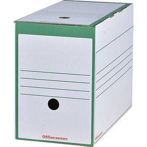 OFFICE DEPOT -  - Scatola Per Archiviazione