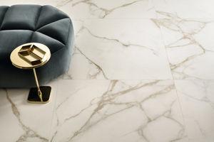 SURFACE - prestige calacatta oro - Pavimento In Marmo