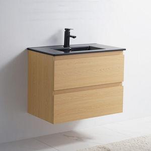 Rue du Bain - meuble vasque 1434913 - Mobile Con Doppio Lavabo