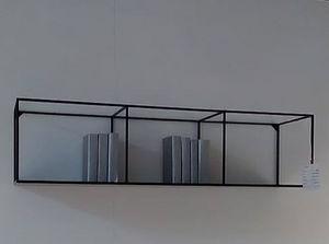 Zeus - slim irony wall rack - Scaffale