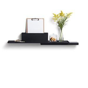 PUIK DESIGN - duplex - étagère en métal 93 cm - Mensola