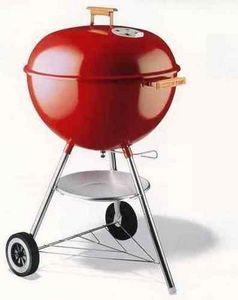 GARDEN DESIGN -  - Barbecue A Carbone