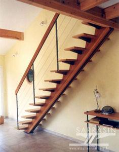 Escalier Sarrasin -  - Scala Dritta