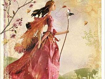 au petit coeur d'amour -  - Cartolina Postale