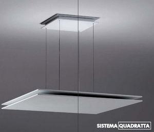 SERA - quadratta - Lampada A Sospensione Per Ufficio