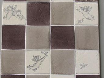 Ceramiques du Beaujolais -  - Piastrella Da Muro