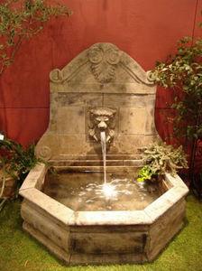 Fd Mediterranee -  - Fontana A Muro
