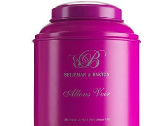 Betjeman & Barton - allons voir - Scatola Da Tè