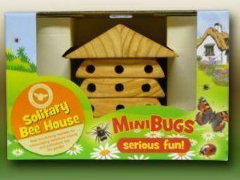 Wildlife world - minibug solitary bee house - Gioco Educativo