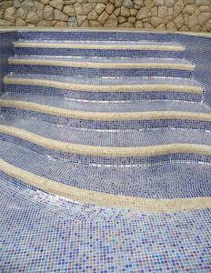 HISBALIT Mosaico - aqualuxe - Piastrella Per Piscina