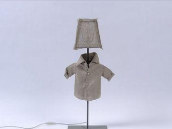 BORGO DELLE TOVAGLIE -  - Lampada Da Tavolo Bambino