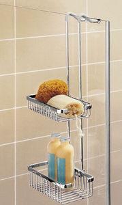 Coram Showers - hanging double basket - Portasapone Per Doccia