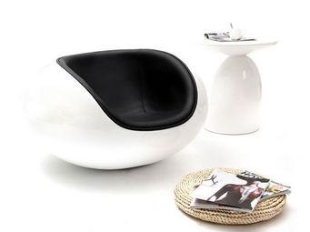Miliboo - stone fauteuil - Poltrona