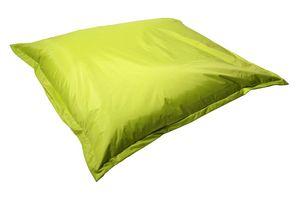 COMFORIUM - coussin de repos relax coloris vert - Pouf