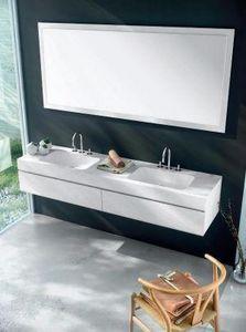 FIORA - stucco - Mobile Lavabo