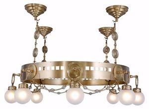 PATINAS - casablanca chandelier iii. - Lampadario