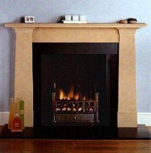 The Edwardian Fireplace -  - Camino Con Focolare Aperto