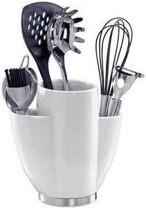 Abeille - Porta utensili da cucina - Trasparente - La Rochere
