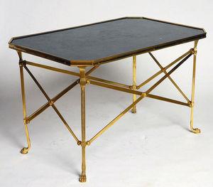 Jardinieres & Interieurs -  - Tavolino Rettangolare