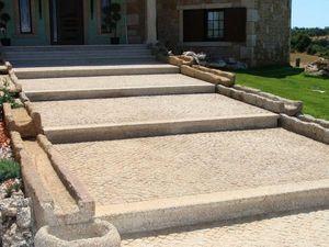 Lusitane - granit - Lastricato Per Esterni