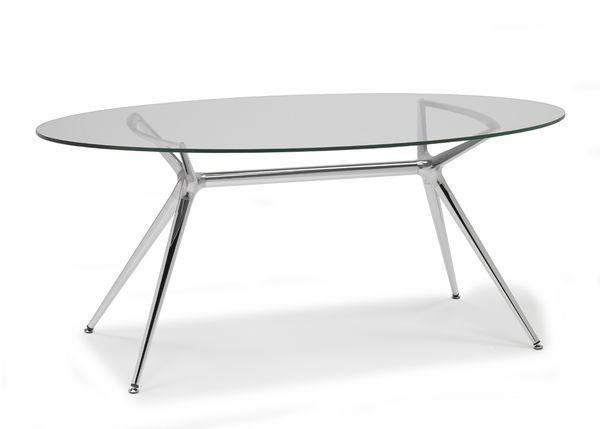 SCAB DESIGN - Tavolo da pranzo ovale-SCAB DESIGN-METROPOLIS